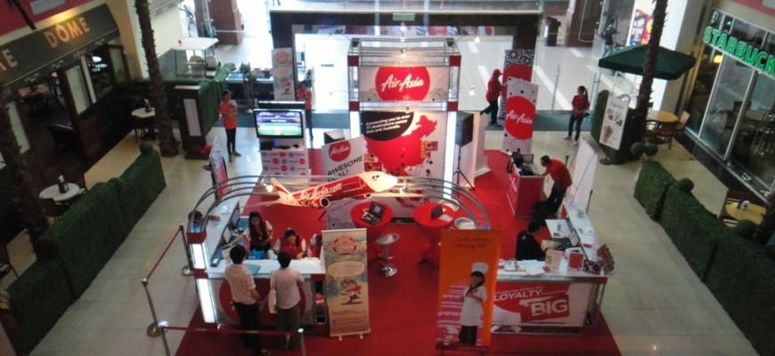 AirAsia Rodshow 2012