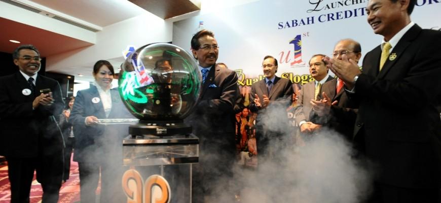 Sabah Credit Launching 2010