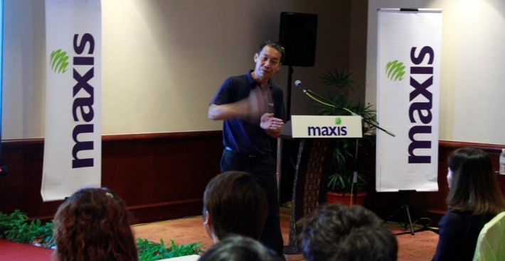 Maxis Forum 2014